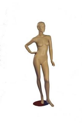 Fool Body Female fiber Glass  Mannequin