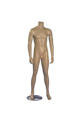 Male Mannequin James (Fleshtone)