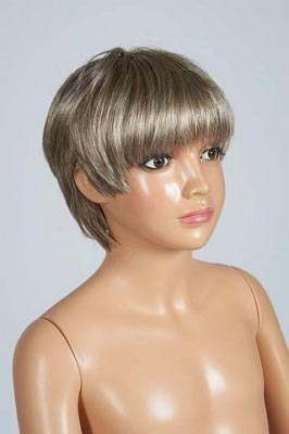 Girls Wig (Box of 1)