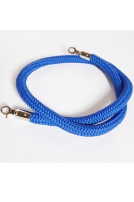 Crowd Control & Security Barrier Rope Blue (1m)