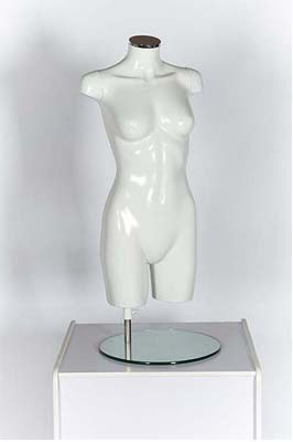 Female Torso – Matt White