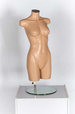 Female Torso – Matt Fleshtone
