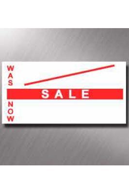 Sale Was / Now Monarch Pricing Gun Labels