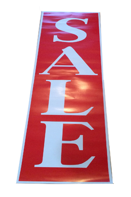 sale signage posters for shop sale pack of 1
