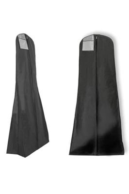 Showerproof Wedding Dress Cover – Black