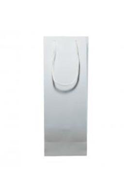 50 x Luxury Gloss Paper Bags XS White 250 x 150 x 100mm