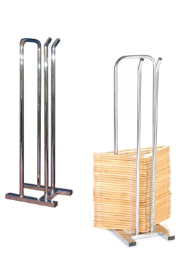 Wooden Hanger Stacker