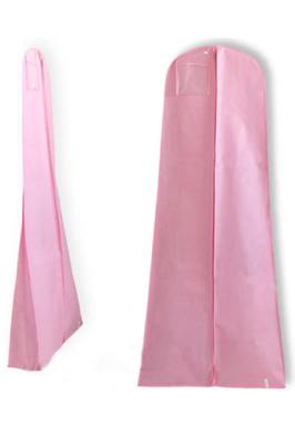 Showerproof Wedding Dress Cover – Pink