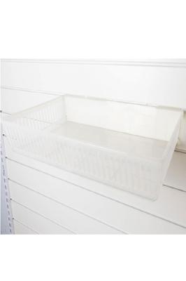 Heavy Duty Slatwall Storage Box – X Large
