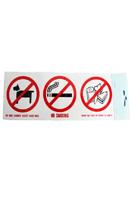 Shop Window Self Adhesive Stickers – THREE SIGNS