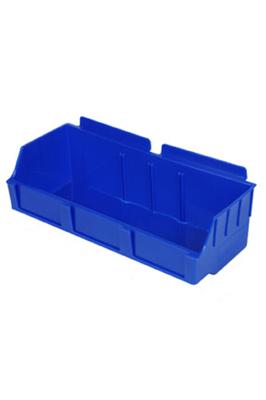 Blue Heavy Duty Large Storage /Slat /Shelf /Pop Box