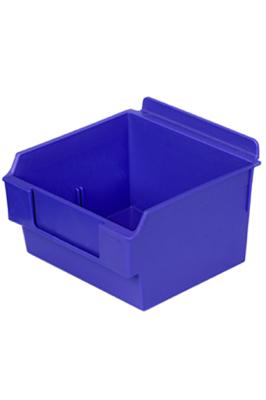 Blue Heavy Duty Small Storage /Slat /Shelf /Pop Box