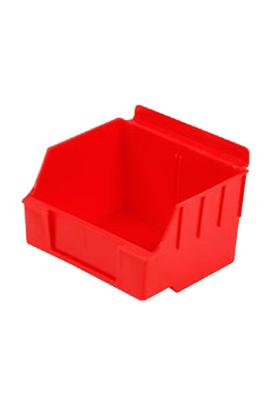 Red Heavy Duty Small Storage /Slat /Shelf /Pop Box