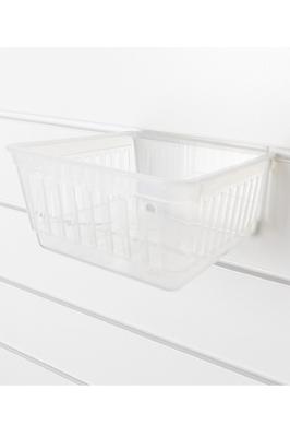 Heavy Duty Slatwall Storage Box – Small