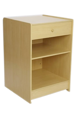 Maple Free Standing Till Unit