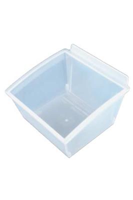 Clear Heavy Duty Small Storage /Slat /Shelf /Pop Box