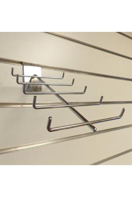 Chrome Bangle/ Bracelet Hanging Display Hook