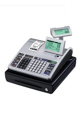 Casio Cash Register Till SES 400