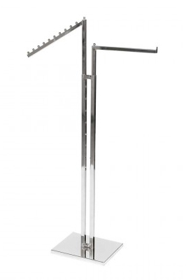 Adjustable Straight and Slopped Arm Rail
