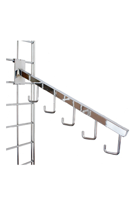 Gridwall J Hook Arm