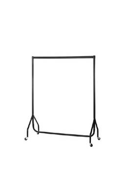 Black Garment Junior Rail 4 X 4 FT