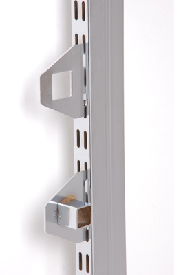 End Brackets for Square Tube