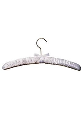 Padded Hanger – White