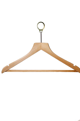 Shaped Captive Hook Hanger