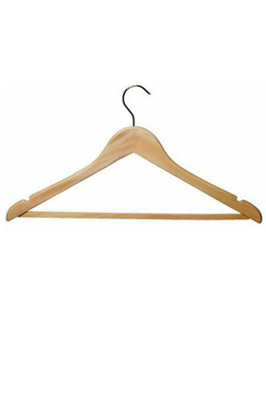 Shaped Hanger- Eucalyptus